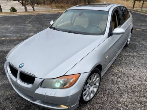 2007 BMW 3 Series for sale at Supreme Auto Gallery LLC in Kansas City MO
