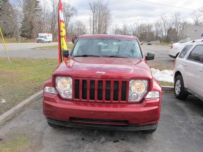 2011 Jeep Liberty for sale at Mid - Way Auto Sales INC in Montgomery NY