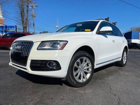 2016 Audi Q5 for sale at iDeal Auto in Raleigh NC