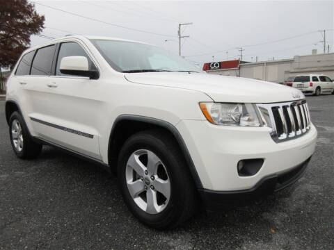2012 Jeep Grand Cherokee for sale at Cam Automotive LLC in Lancaster PA