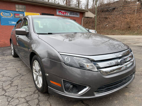 2010 Ford Fusion for sale at Doctor Auto in Cecil PA