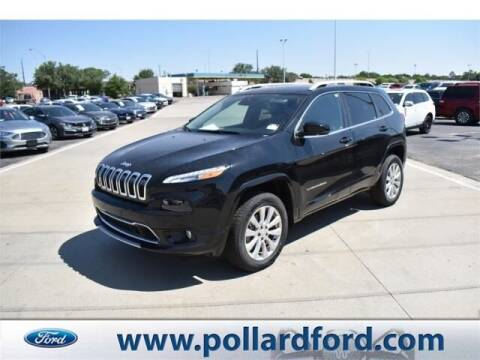 2018 Jeep Cherokee for sale at South Plains Autoplex by RANDY BUCHANAN in Lubbock TX