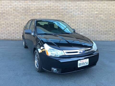 2010 Ford Focus for sale at MK Motors in Sacramento CA