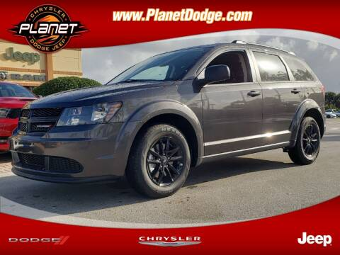 2020 Dodge Journey for sale at PLANET DODGE CHRYSLER JEEP in Miami FL