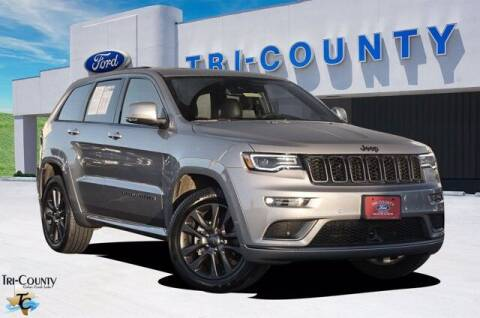 2019 Jeep Grand Cherokee for sale at TRI-COUNTY FORD in Mabank TX