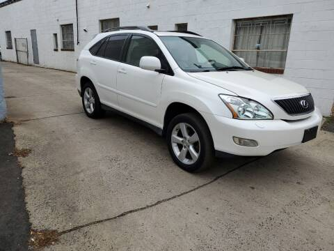 2004 Lexus RX 330 for sale at PARK AUTO SALES in Roselle NJ
