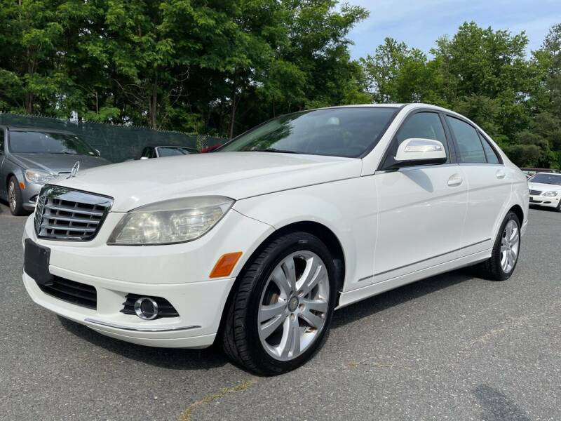 2008 Mercedes-Benz C-Class for sale at Dream Auto Group in Dumfries VA