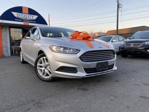 2015 Ford Fusion for sale at OTOCITY in Totowa NJ