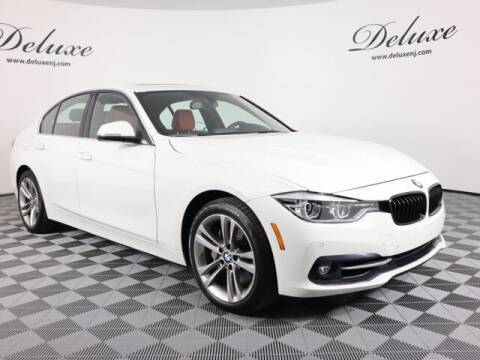 2018 BMW 3 Series for sale at DeluxeNJ.com in Linden NJ
