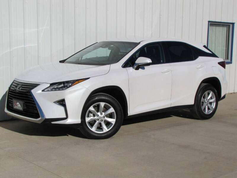 2017 Lexus RX 350 for sale at Lyman Auto in Griswold IA