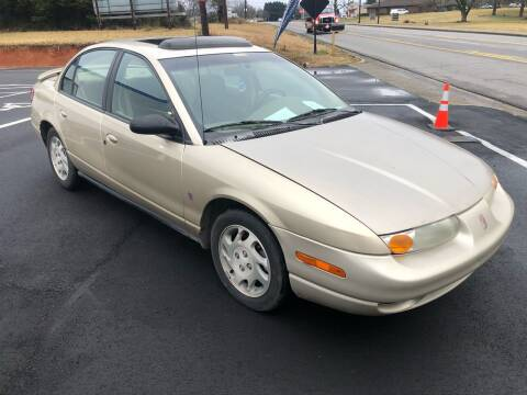 2002 Saturn S-Series for sale at First Class Autos in Maiden NC