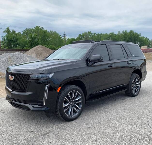 2021 Cadillac Escalade for sale at AutoMax of Memphis in Memphis TN