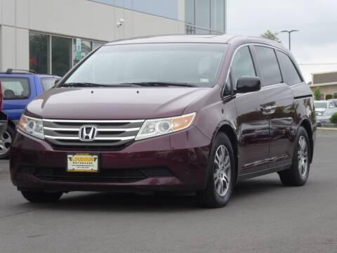 2012 Honda Odyssey for sale at Loudoun Motor Cars in Chantilly VA