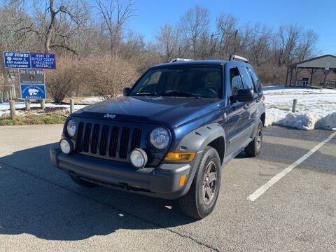 2006 Jeep Liberty for sale at Ideal Cars in Hamilton OH