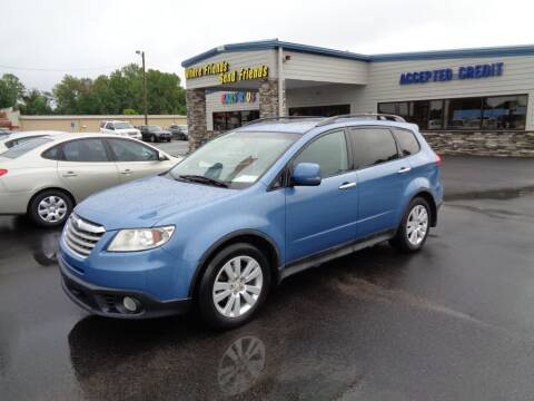 2008 Subaru Tribeca for sale at KARS R US of Spartanburg LLC in Spartanburg SC
