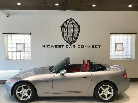2001 Honda S2000 for sale at Midwest Car Connect in Villa Park IL