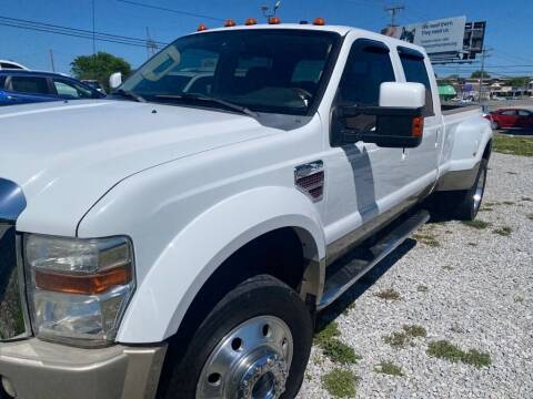 2008 Ford F-450 Super Duty for sale at Z Motors in Chattanooga TN