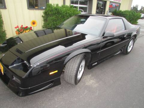 1992 Chevrolet Camaro for sale at Toybox Rides in Black River Falls WI