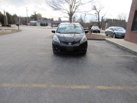 2011 Honda Fit for sale at Heritage Truck and Auto Inc. in Londonderry NH