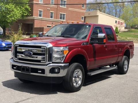 2016 Ford F-350 Super Duty for sale at LARIN AUTO in Norwood MA