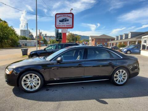 2013 Audi A8 L for sale at Ford's Auto Sales in Kingsport TN