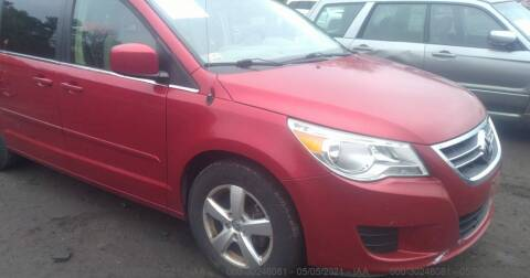 2009 Volkswagen Routan for sale at Route 28 Auto Sales in Canton MA