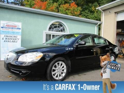 2011 Buick Lucerne for sale at Precision Automotive Group in Youngstown OH