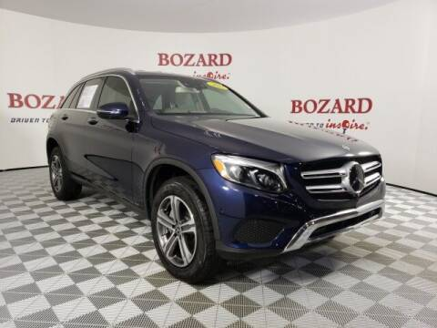 2018 Mercedes-Benz GLC for sale at BOZARD FORD in Saint Augustine FL