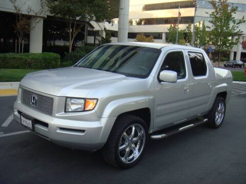 2006 Honda Ridgeline for sale at UTU Auto Sales in Sacramento CA