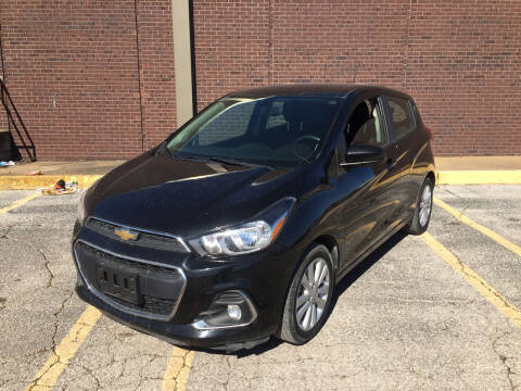 2017 Chevrolet Spark for sale at Savannah Motors in Cahokia IL