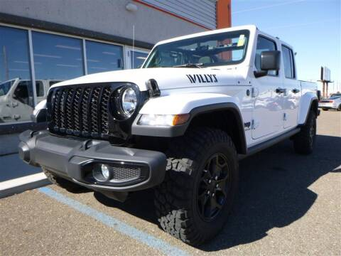 2021 Jeep Gladiator for sale at Torgerson Auto Center in Bismarck ND