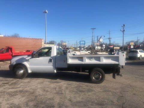 1999 Ford F-350 Super Duty for sale at BELL AUTO & TRUCK SALES in Fort Wayne IN