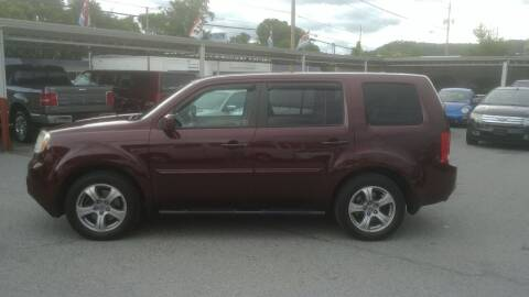 2012 Honda Pilot for sale at Lewis Used Cars in Elizabethton TN