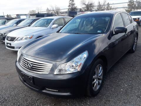 2007 Infiniti G35 for sale at M & M Auto Brokers in Chantilly VA