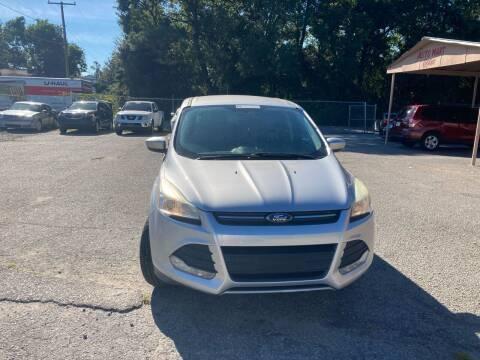 2014 Ford Escape for sale at Auto Mart in North Charleston SC