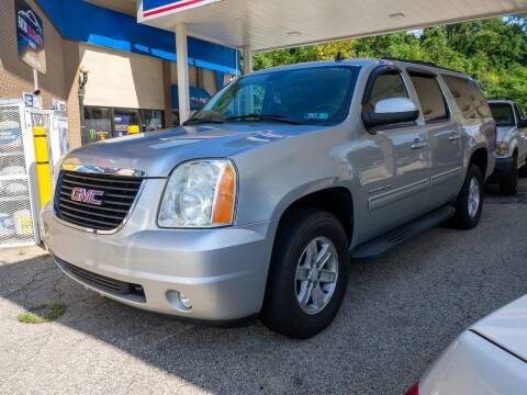 2012 GMC Yukon XL for sale at FAYAD AUTOMOTIVE GROUP in Pittsburgh PA