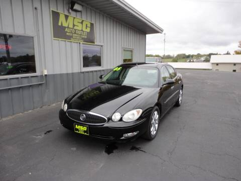 2005 Buick LaCrosse for sale at Moss Service Center-MSC Auto Outlet in West Union IA