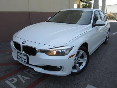 2013 BMW 3 Series for sale at PREFERRED MOTOR CARS in Covina CA