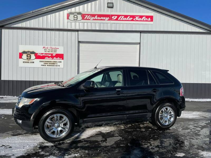 2007 Ford Edge for sale at Highway 9 Auto Sales - Visit us at usnine.com in Ponca NE