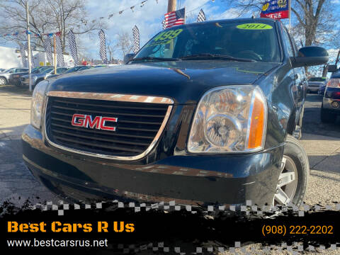 2014 GMC Yukon XL for sale at Best Cars R Us in Plainfield NJ