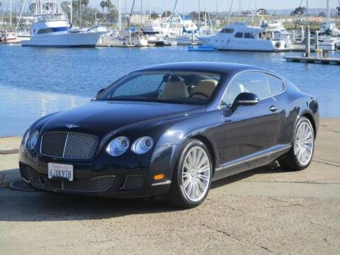 2010 Bentley Continental for sale at Convoy Motors LLC in National City CA
