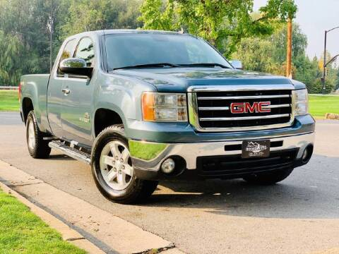 2013 GMC Sierra 1500 for sale at Boise Auto Group in Boise ID