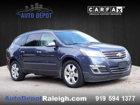 2014 Chevrolet Traverse for sale at The Auto Depot in Raleigh NC