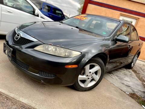 2003 Mazda MAZDA6 for sale at SOLOMA AUTO SALES 2 in Grand Island NE