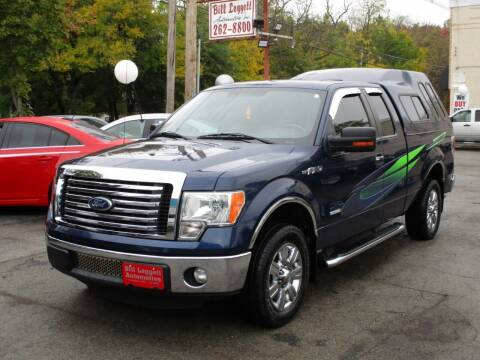 2011 Ford F-150 for sale at Bill Leggett Automotive, Inc. in Columbus OH
