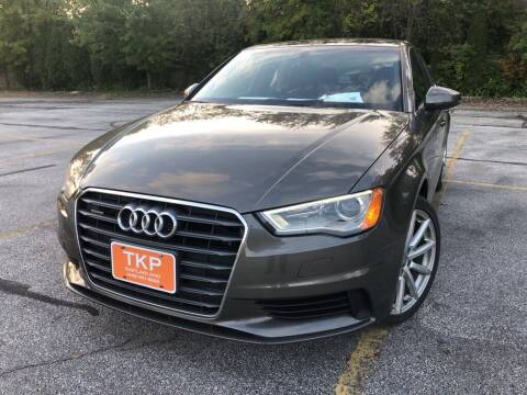 2015 Audi A3 for sale at TKP Auto Sales in Eastlake OH