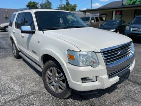 2007 Ford Explorer for sale at speedy auto sales in Indianapolis IN