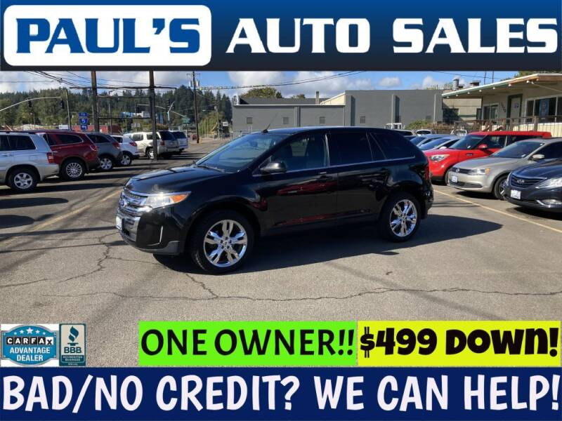 2011 Ford Edge for sale at Paul's Auto Sales in Eugene OR