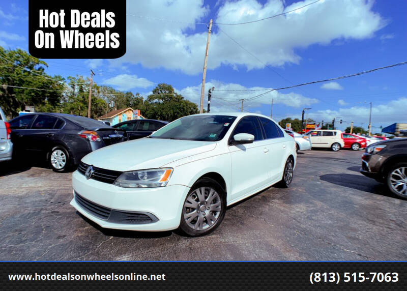 2013 Volkswagen Jetta for sale at Hot Deals On Wheels in Tampa FL