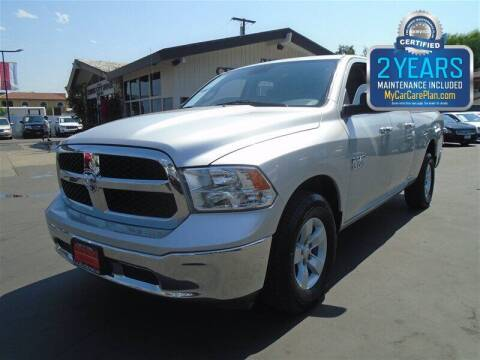 2018 RAM Ram Pickup 1500 for sale at Centre City Motors in Escondido CA